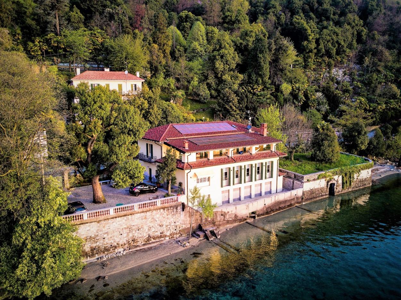 Waterfront Villa on Lago Maggiore