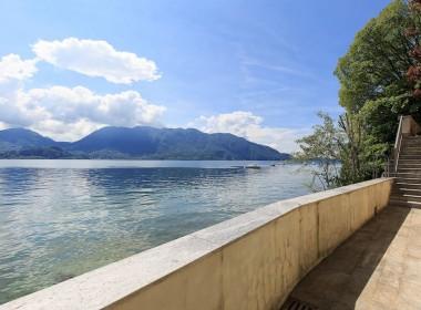 terrazzo a lago